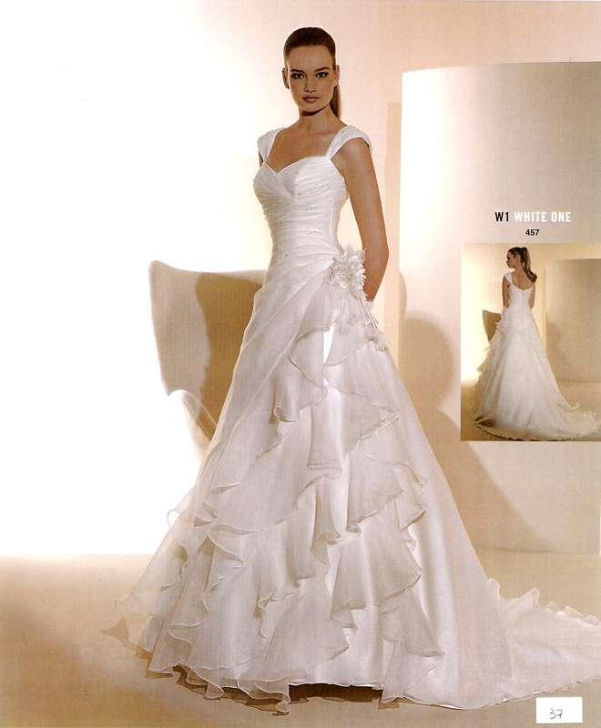Šaty značky W1-White One -Lilién - Obrázek č. 1