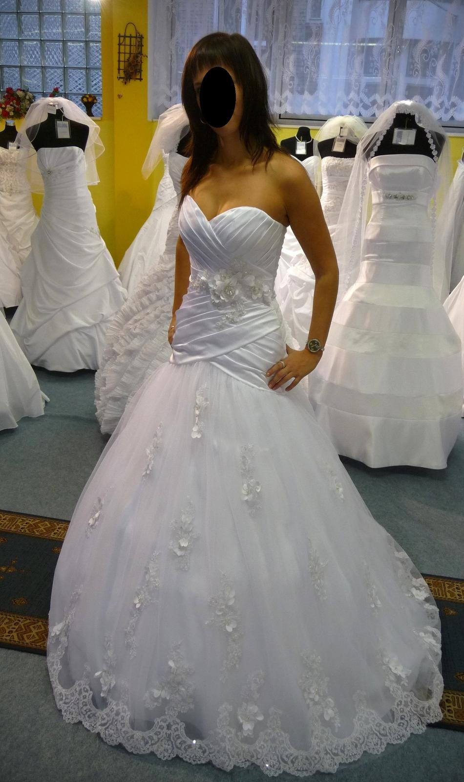 Šaty model Isadora - Obrázek č. 1