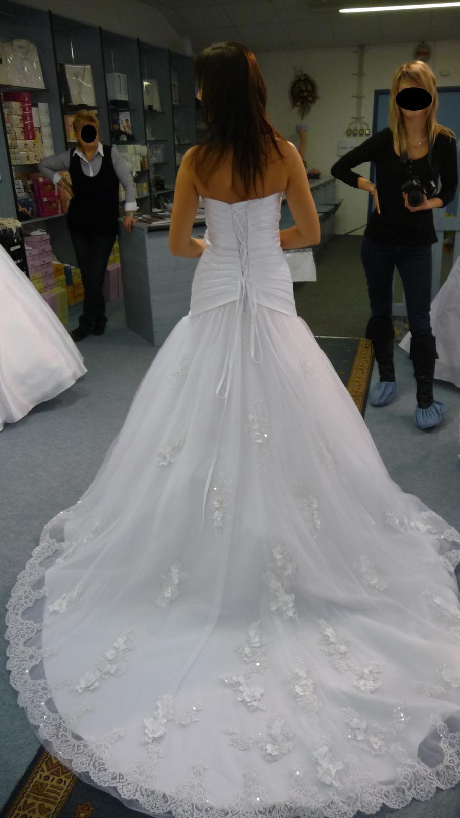 Šaty model Isadora - Obrázek č. 3