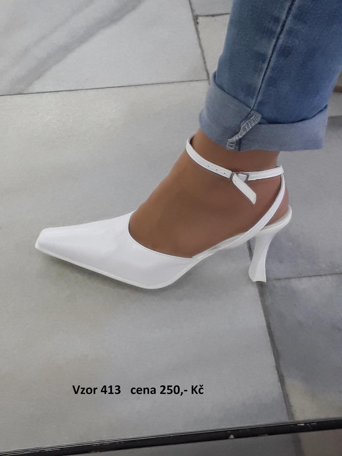 Výprodej obuvi - Obrázek č. 1