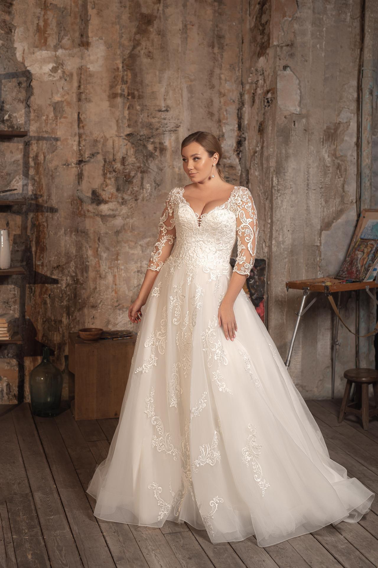 Svatební šaty k prodeji, nebo k zapůjčení - Obrázek č. 3