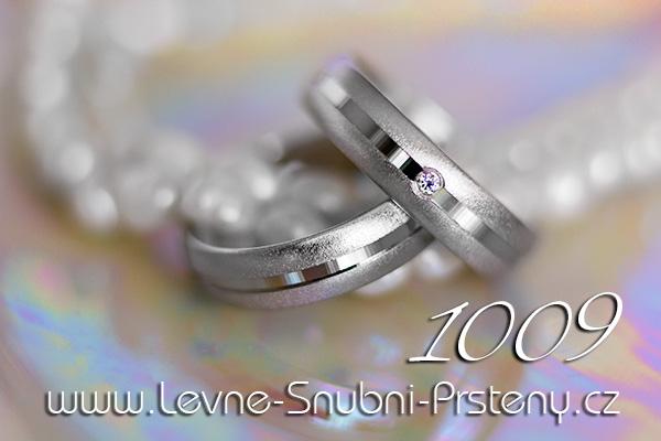 lydieg - Snubní prsteny LSP 1009 z www.Levne-Snubní-Prsteny.cz
