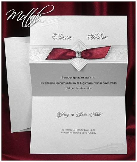 Svatební oznámení 5409 Mottak.cz s.r.o. - Obrázek č. 1