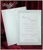 Svatební oznámení 5396 www.mottak.cz,