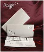 Svatební oznámení 2488 www.mottak.cz,