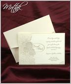 Svatební oznámení 2496 www.mottak.cz,