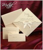 Svatební oznámení 3587 www.mottak.cz,