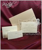 Svatební oznámení s motýlky 3596 Mottak.cz s.r.o.,