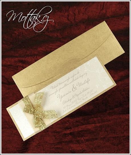 Svatební oznámení 5332 Mottak.cz s.r.o. - Obrázek č. 1