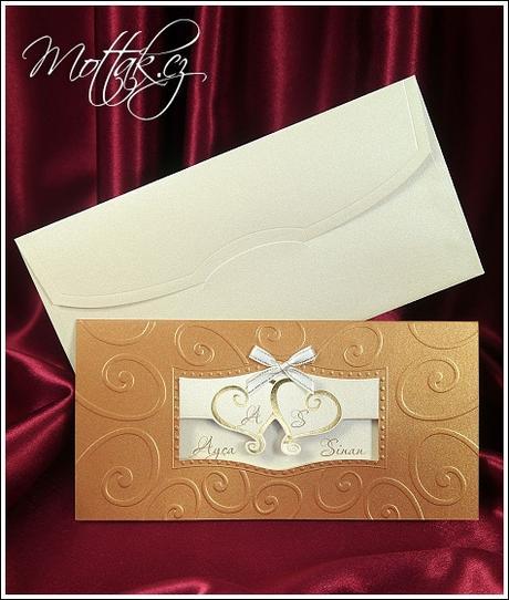 Svatební oznámení 5414 Mottak.cz s.r.o. - Obrázek č. 1