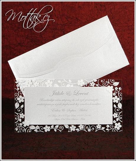 Svatební oznámení 5338 Mottak.cz s.r.o. - Obrázek č. 1