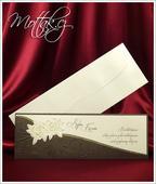Svatební oznámení 3645 www.mottak.cz,