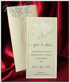 Svatební oznámení 2542 www.mottak.cz,