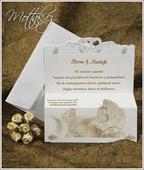 Svatební oznámení 2352 www.mottak.cz,