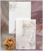 Svatební oznámení 2054 www.mottak.cz,