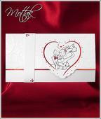 Svatební oznámení 2612 www.mottak.cz,