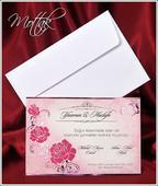 Svatební oznámení 2636 www.mottak.cz,