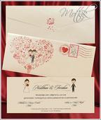 Svatební oznámení 2639 www.mottak.cz,