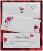 Svatební oznámení 2645 www.mottak.cz,