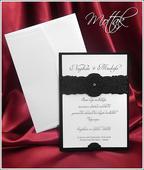 Svatební oznámení 5423 www.mottak.cz,