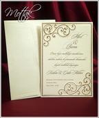 Svatební oznámení 5457 www.mottak.cz,