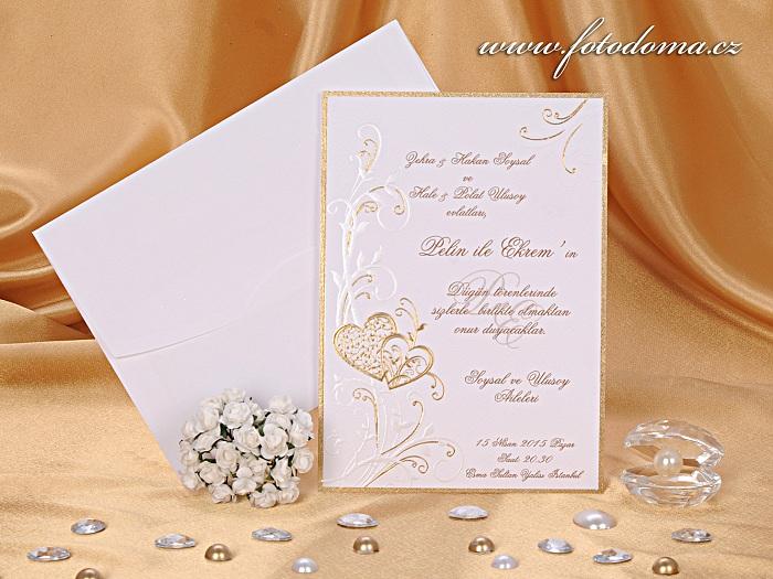 Svatební oznámení 0901 Mottak.cz s.r.o. - Obrázek č. 1