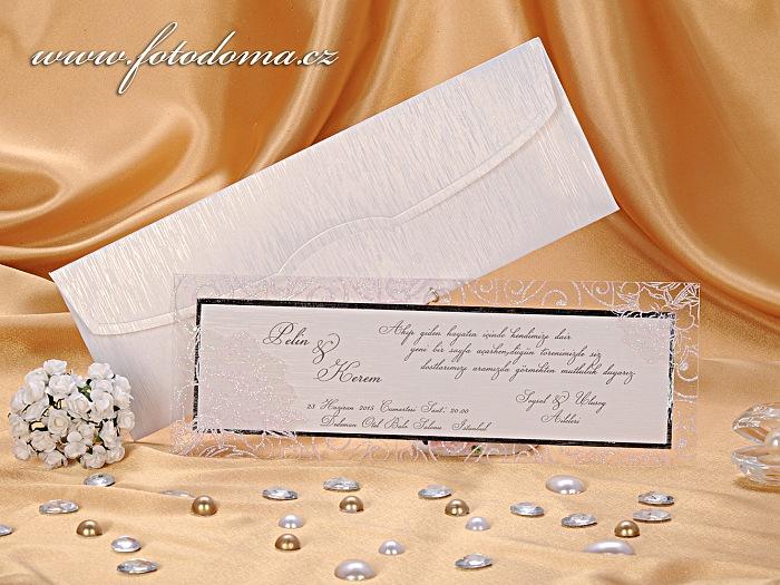 Svatební oznámení 0921 Mottak.cz s.r.o. - Obrázek č. 1