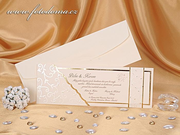 Svatební oznámení 0922 Mottak.cz s.r.o. - Obrázek č. 1