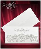 Svatební oznámení 5533 www.mottak.cz,