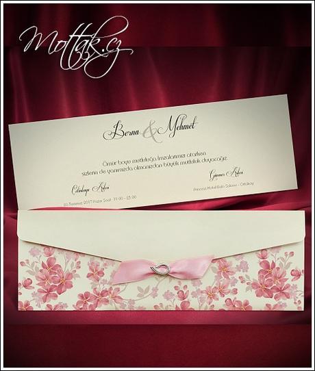 Svatební oznámení 5492 Mottak.cz s.r.o. - Obrázek č. 1