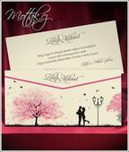 Svatební oznámení 5468 Mottak.cz s.r.o.,