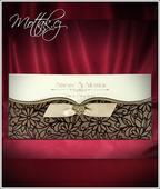 Svatební oznámení 5462 www.mottak.cz,