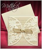 Svatební oznámení 3695 www.mottak.cz,