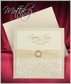 Svatební oznámení 3680 www.mottak.cz,