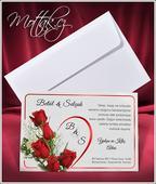 Svatební oznámení 2656 www.mottak.cz,