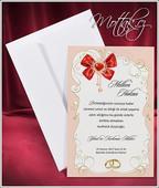Svatební oznámení 2655 www.mottak.cz,