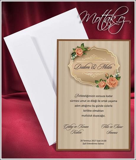 Svatební oznámení 2654 Mottak.cz s.r.o. - Obrázek č. 1