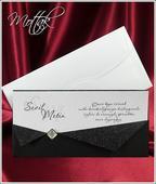 Svatební oznámení 2547 www.mottak.cz,