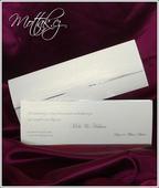 Svatební oznámení 2518 www.mottak.cz,
