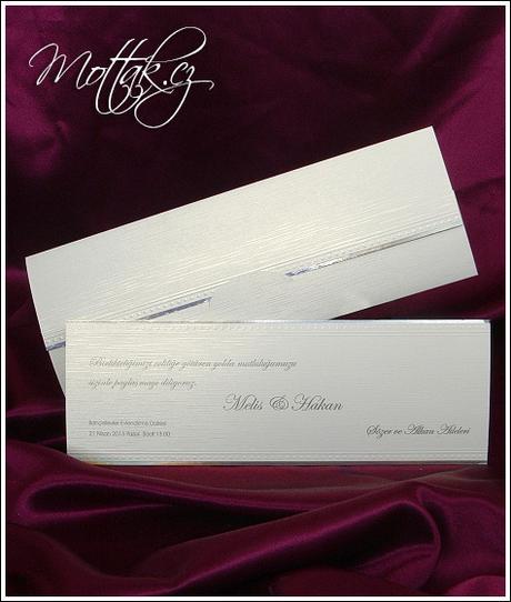 Svatební oznámení 2518 Mottak.cz s.r.o. - Obrázek č. 1