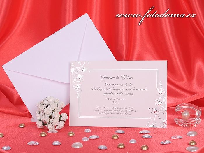 Svatební oznámení 3161 Mottak.cz s.r.o. - Obrázek č. 1