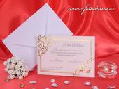 Svatební oznámení 3186 www.fotodoma.cz,