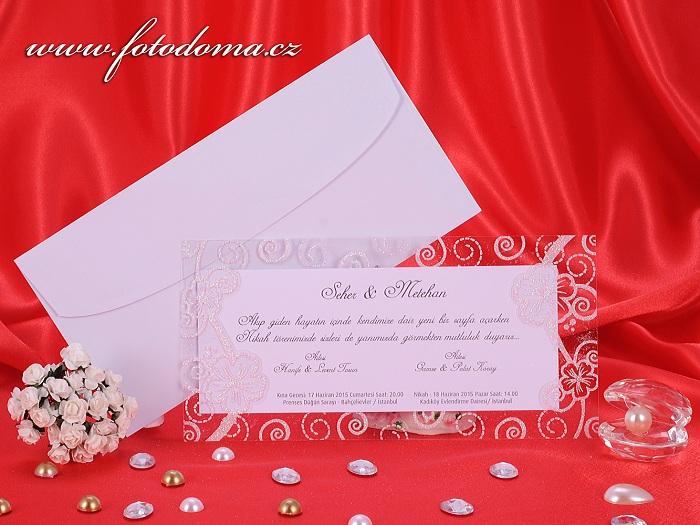 Svatební oznámení 3204 Mottak.cz s.r.o. - Obrázek č. 1