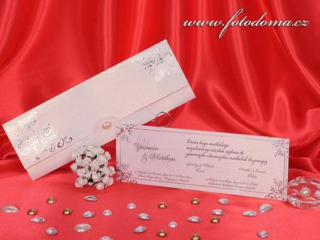 Svatební oznámení 3208 Mottak.cz s.r.o.  - Obrázek č. 1