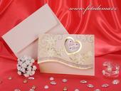 Svatební oznámení 3232 www.fotodoma.cz,