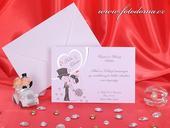 Svatební oznámení 3248 www.fotodoma.cz,