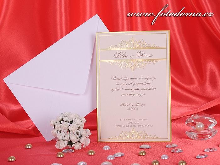 Svatební oznámení 3249 Mottak.cz s.r.o. - Obrázek č. 1