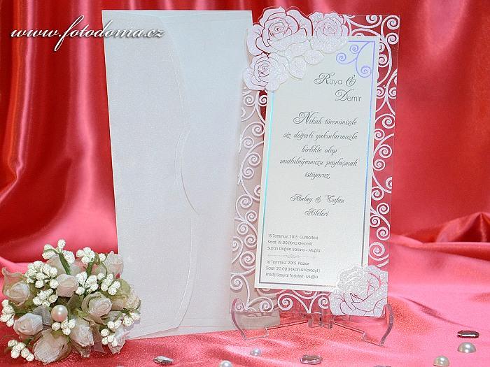 Svatební oznámení 3311 Mottak.cz s.r.o. - Obrázek č. 1