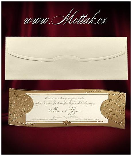Svatební oznámení 3592 Mottak.cz s.r.o. - Obrázek č. 1