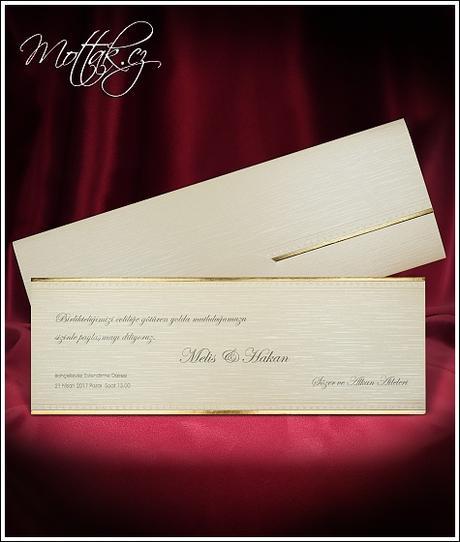 Svatební oznámení 2698 Mottak.cz s.r.o. - Obrázek č. 1
